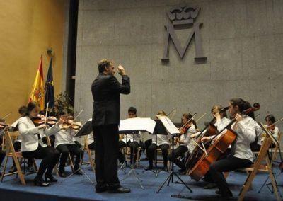 Concierto con la Orquesta del CPM de Alcalá de Henares