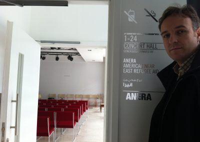 Sala de conciertos Edward Said