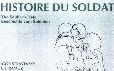 Stravinski y la Historia de un soldado